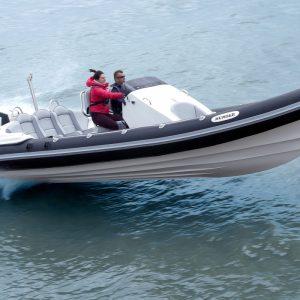 RYA Advanced Powerboat Training